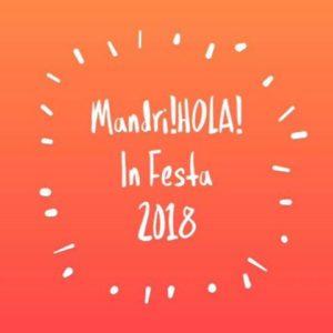 MANDRI!HOLA! in Festa 2018 @ Parrochia Mandriola